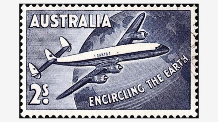 Instagram giveaways Air Mail stamp Australia