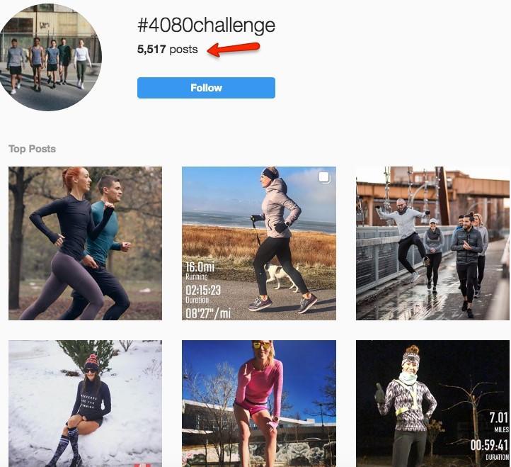 instagram hashtag search resutls for #4080