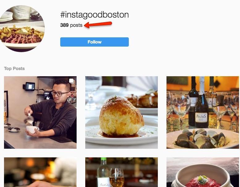 local hashtag options #instagoodboston
