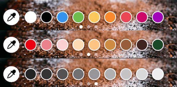 instagram-story-hacks-color-selection