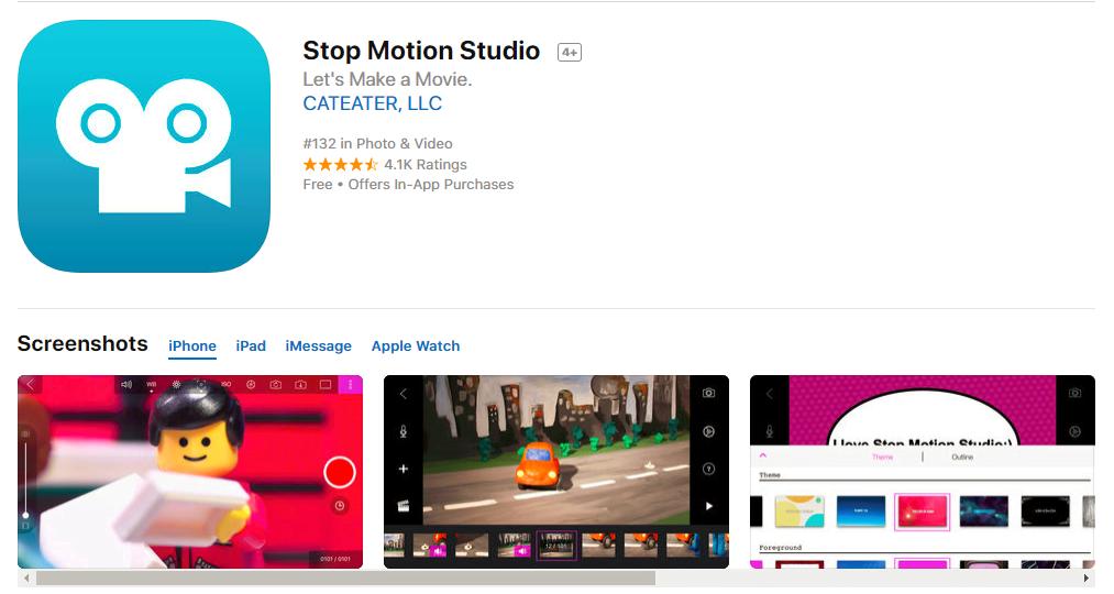 Instagram Videos Stop motion