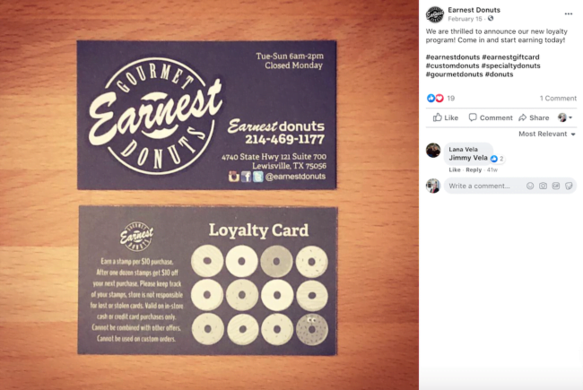 customer loyalty program ideas