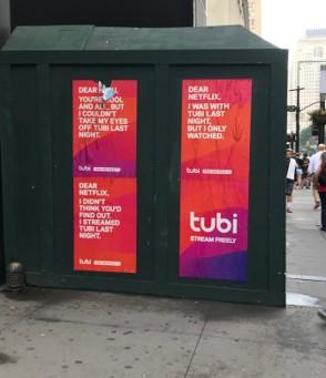 Tubi advertisement
