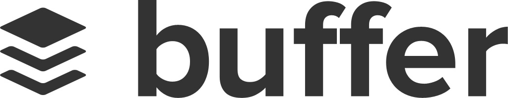 Marketing data Buffer app logo