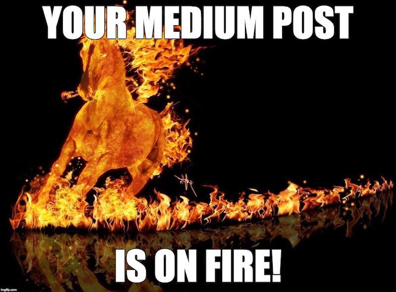 Medium optimization tips include powerful images