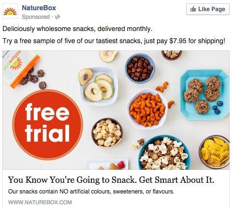 customer feedback in facebook ads