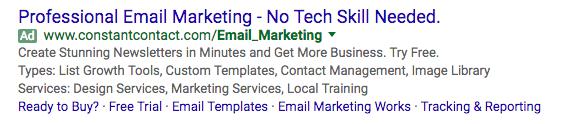 Ogilvy advertising email marketing ad