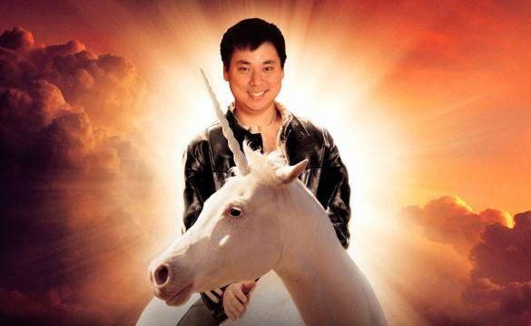 Larry Kim unicorn