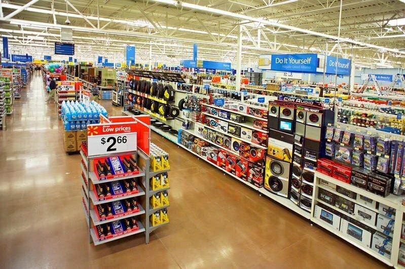 Product marketing Walmart pricing