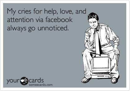 Psychology of Facebook ads needy desperate