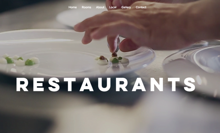 video marketing strategy for restaurants