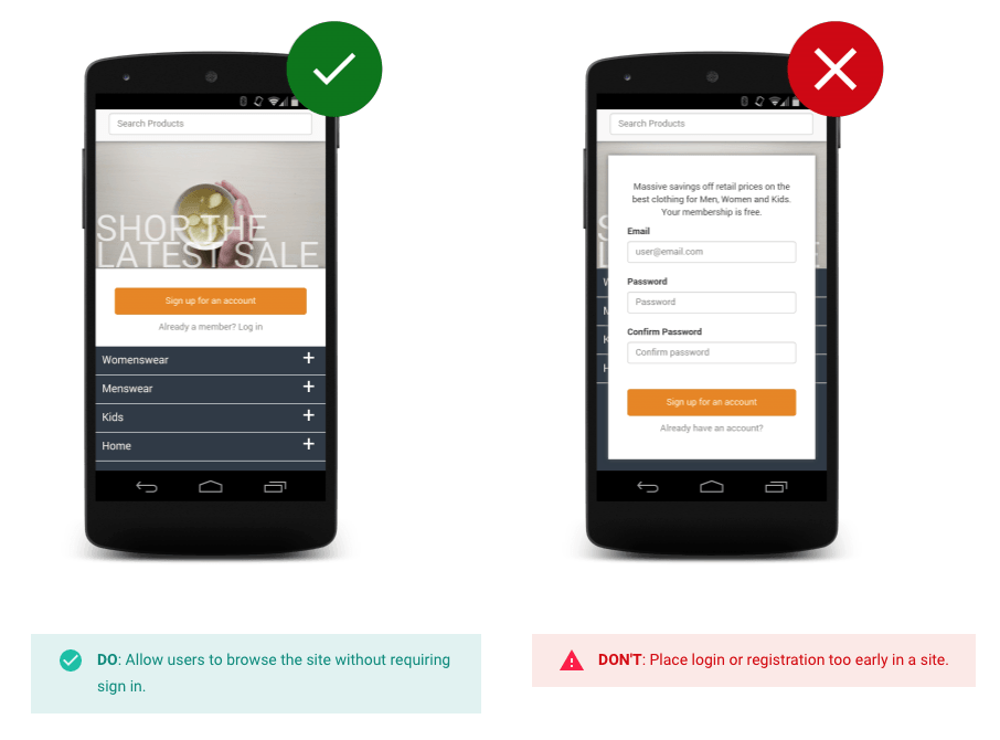 mobile seo for startups