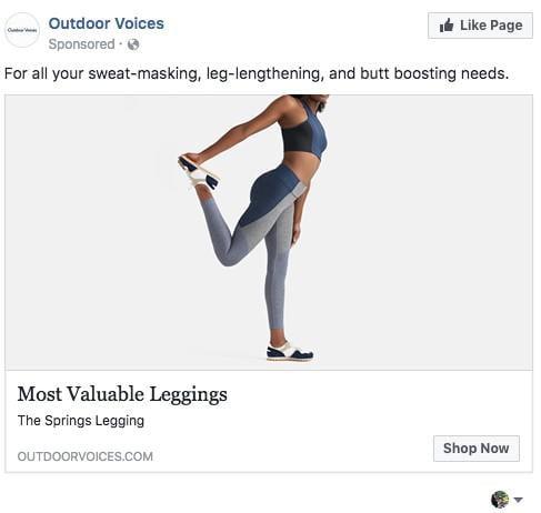 choosing images for facebook ads