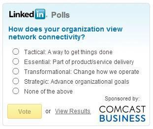 Social media advertising LinkedIn direct sponsored content