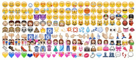 Emoji for Twitter list