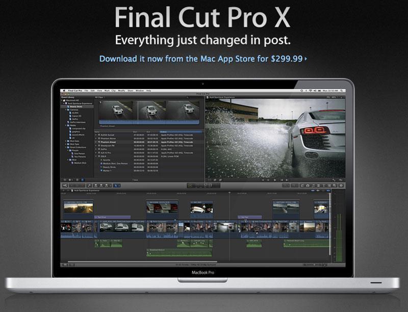 Best Video Editing Software For Beginners Final Cut