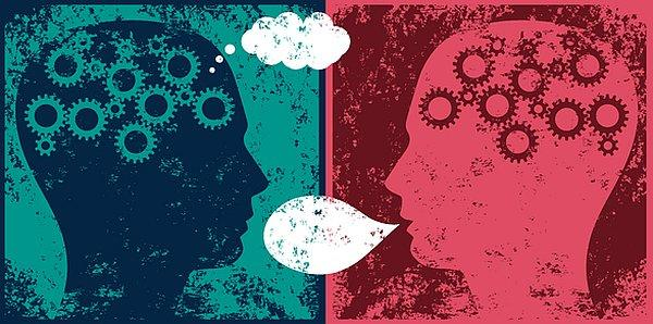 Website copy qualitative research concept illustration