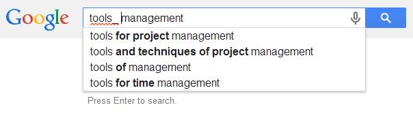 google keyword research tips