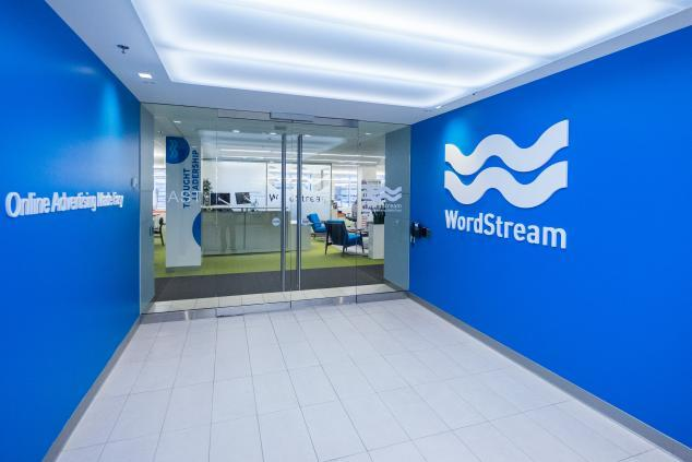 WordStream offices