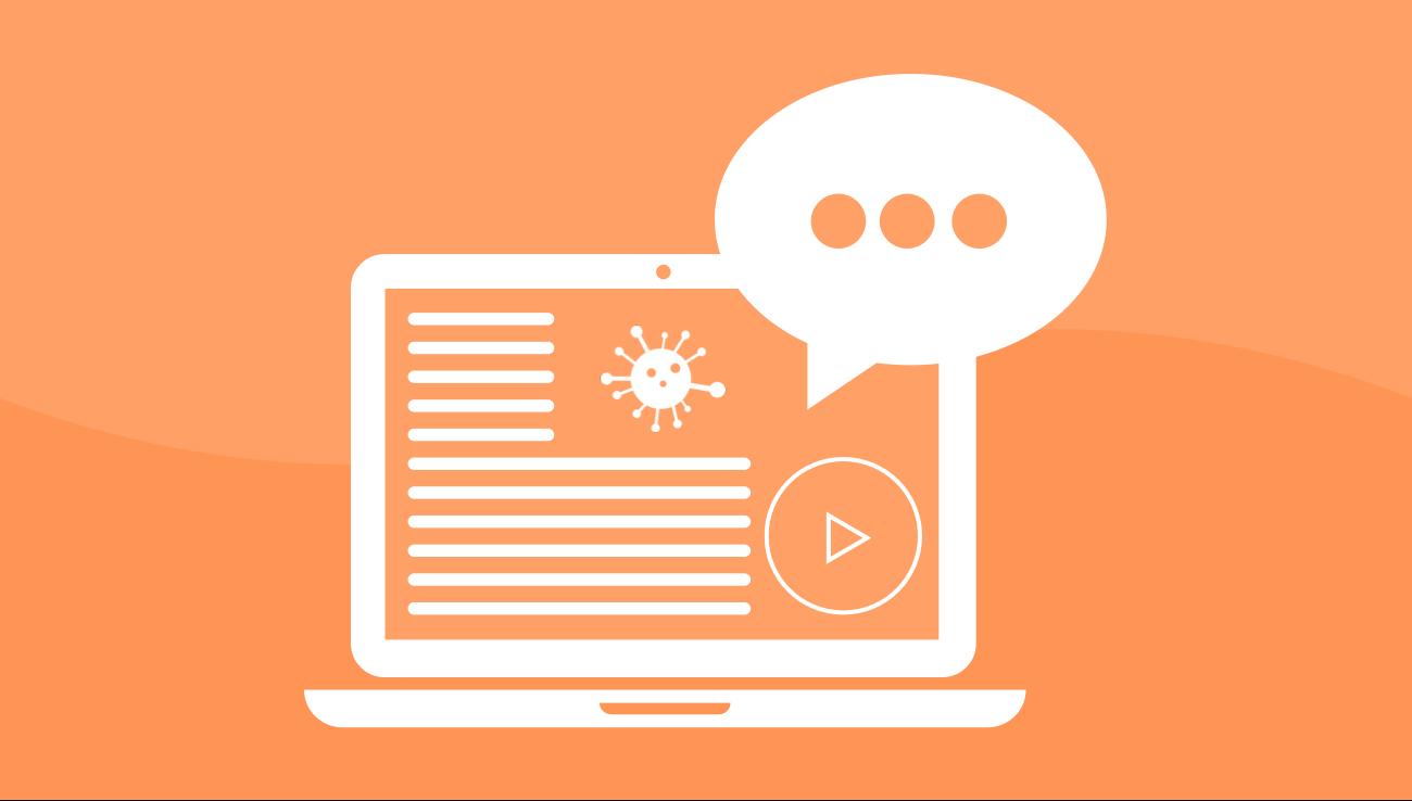 Icon for WordStream COVID-19 On-Demand Webinar
