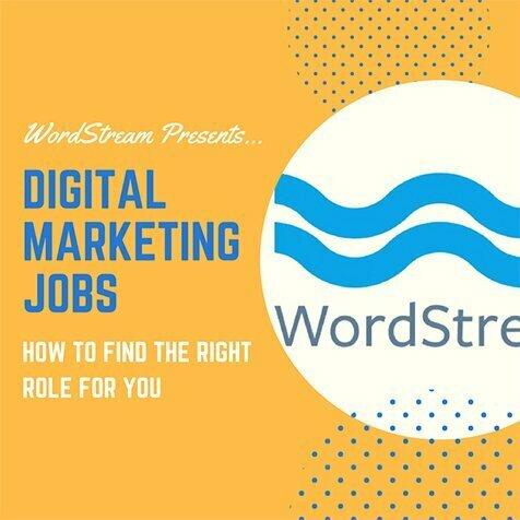 WordStream-Digital Marketing Jobs