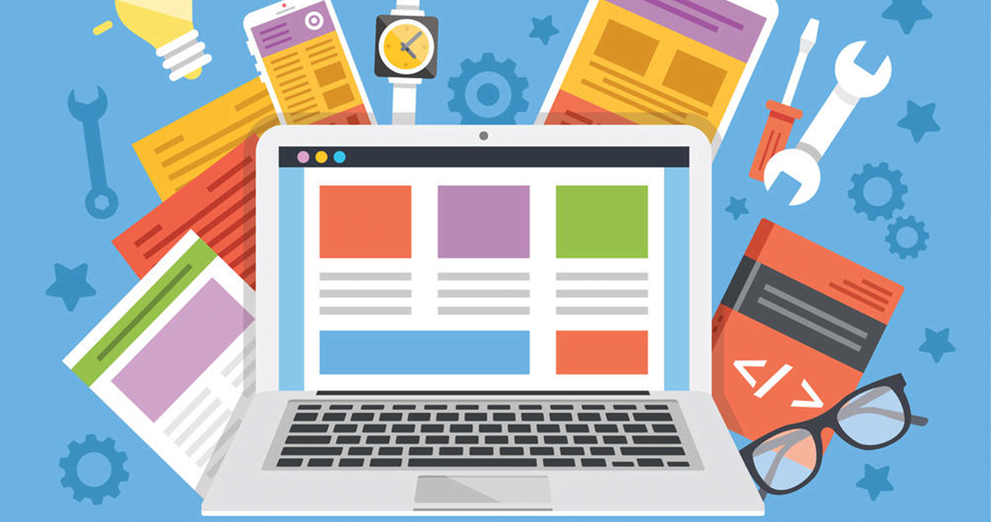 Web Development Job Image