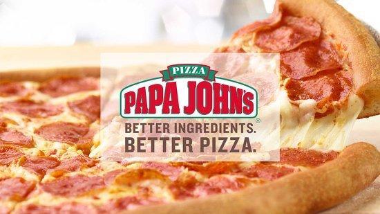advertising and marketing slogans: papa johns better ingredients