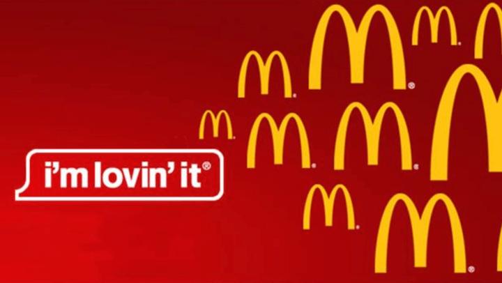 marketing and advertising slogan examples: mcdonalds
