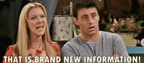 what is ott advertising- phoebe buffay meme